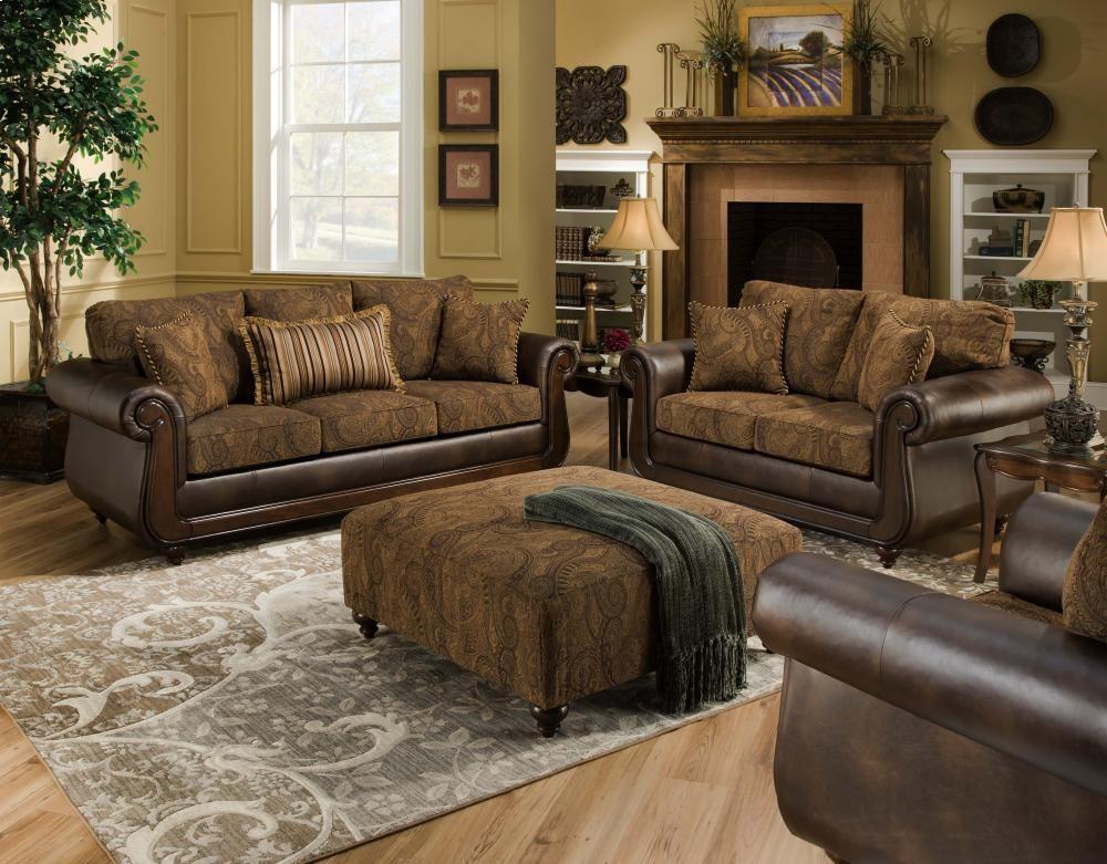 American Furniture Manufacturing Isle Tobacco Kiser Cappacino Chair 58516370 Chairs Quality Furniture