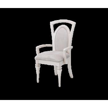 AMINI Champagne Arm Chair