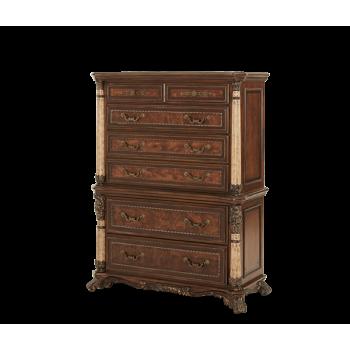 Amini 6 Drawer Chest 6107029 Chests Mega Furniture