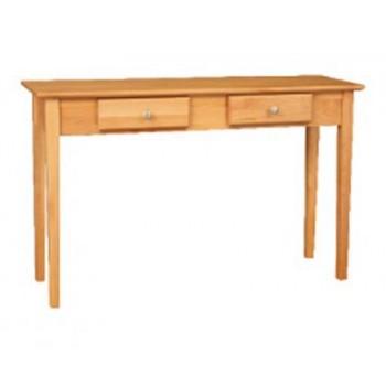 ARCHBOLD FURNITURE Alder Sofa Table, 48x15x30
