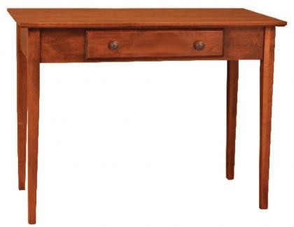ARCHBOLD FURNITURE Alder Writing Table, 40x20x30