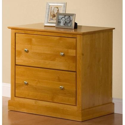 ARCHBOLD FURNITURE Alder Lateral File, 29.5x22x29.75