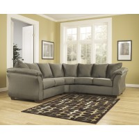 Darcy - Sage 2 Pc. Sectional