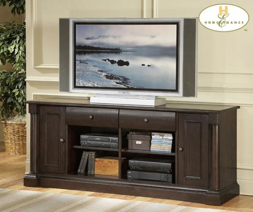 Home Elegance 13760-T Entertainment Console