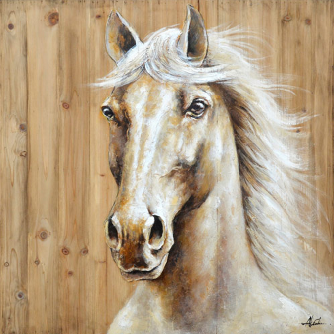 Equine Profile Wall Art