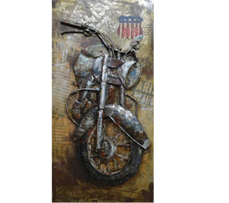 Rider 3D Wall Art