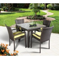 Cabana - Dining Set Green