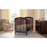 Arbour 3-in-1 Crib - Chocolate