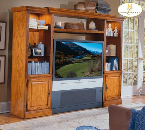 Home Elegance 8043A-60 Entertainment Wall