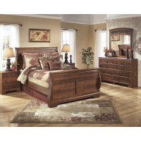 Timberline - Queen Sleigh Bedroom Group