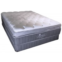 Sealy Unicased XT Poseidon Queen Bed