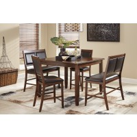 Meredy - Counter Height Dining Room Set