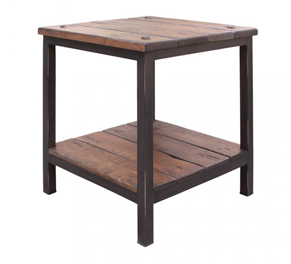 Pueblo End Table