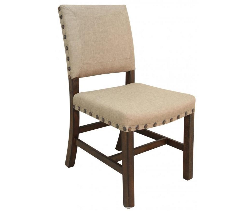 Barcelona Linen Chair