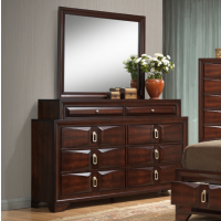 Rosewell Collection - 8-Drawer Dresser