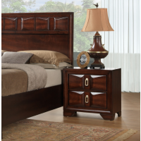 Rosewell Collection - 2-Drawer Nightstand