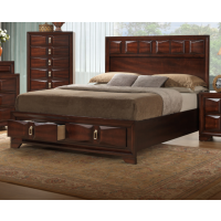 Rosewell Collection - Storage Bed