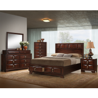 Rosewell Collection - 4-Pc Bedroom Group