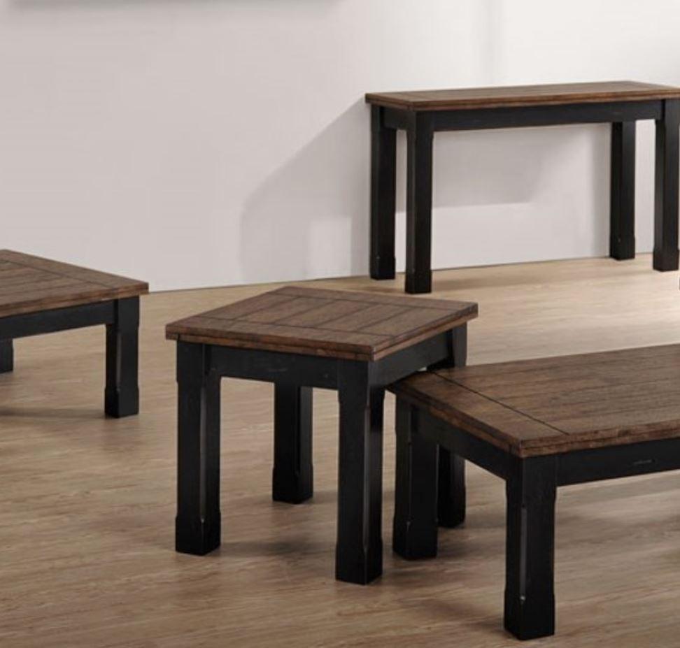 oak end tables white clad black oak end table tables seatnsleep