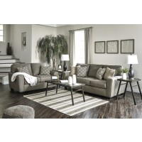 Calicho - Gray -  Living Room Group