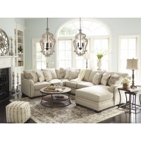 Luxora -Bisque- Sectional