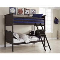 Jaysom Twin over Twin Bunk Bed