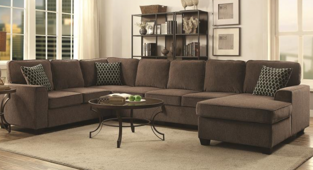 Goliath 3 Piece Sectional