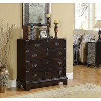 70818 Five Drawer Chest