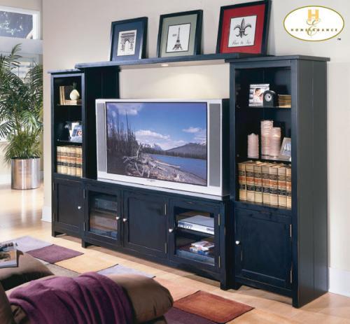 Home Elegance 8045-42 Entertainment Wall