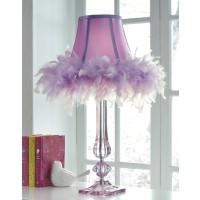 Avidan Purple Table Lamp
