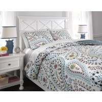 Danesha Full Coverlet Set