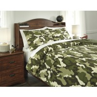 Dagon Full Comforter Set