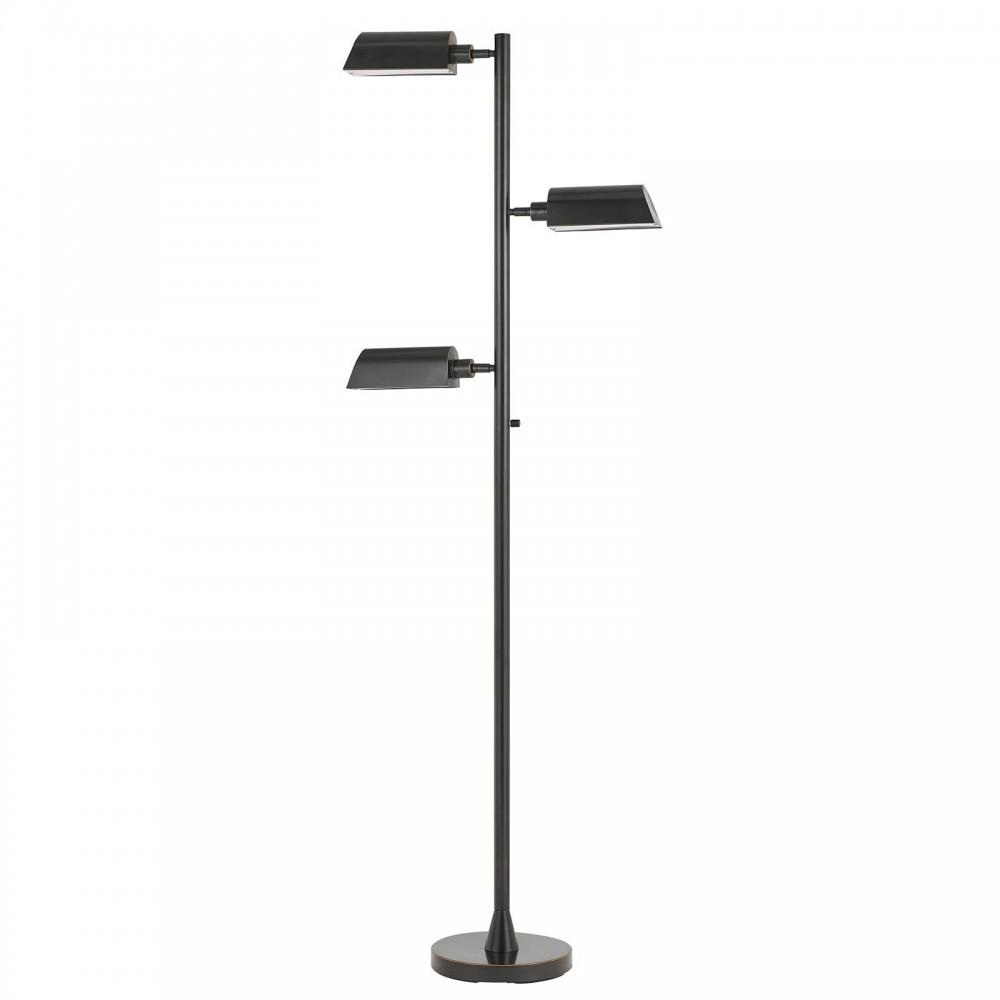 LED Swivel Floor Lamp