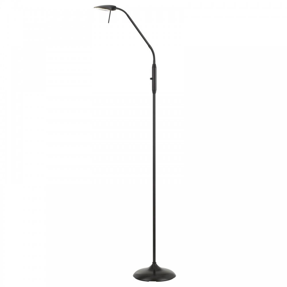 Anzio LED Floor Lamp - Dark Bronze