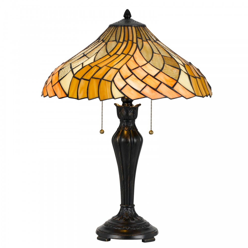 Umberta Tiffany Table Lamp