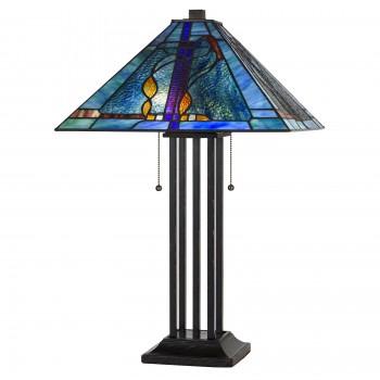 Lola Tiffany Table Lamp