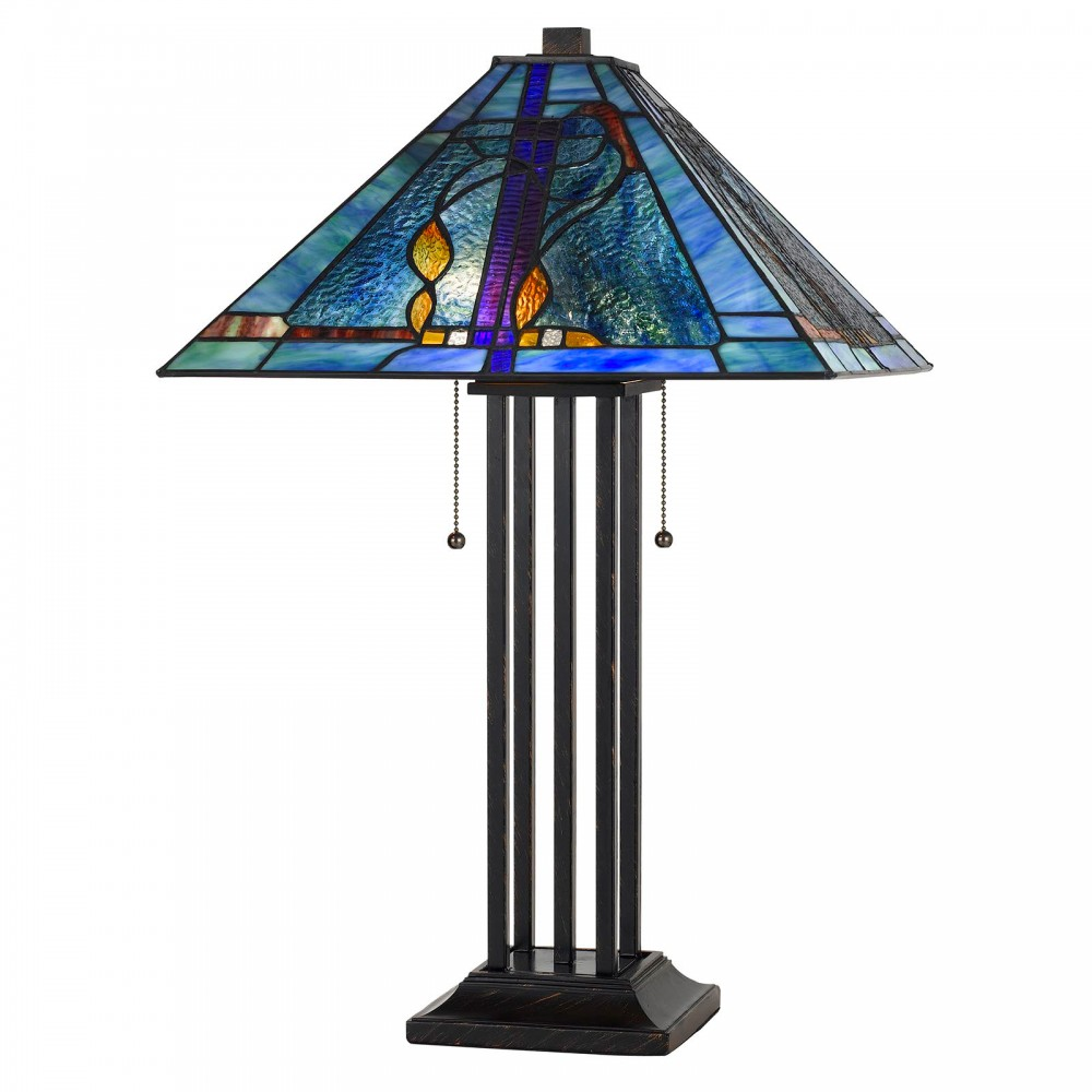 Lola Tiffany Table Lamp