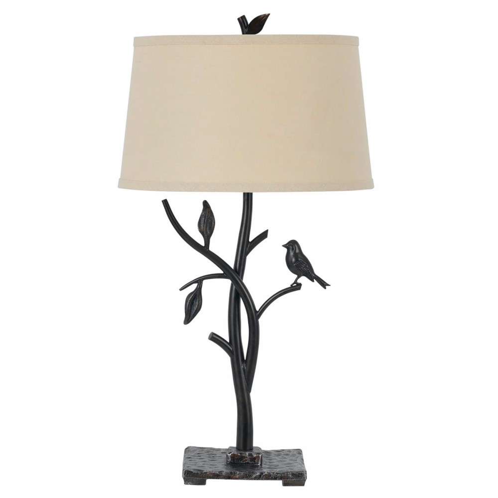 3-way Medora Iron Table Lamp