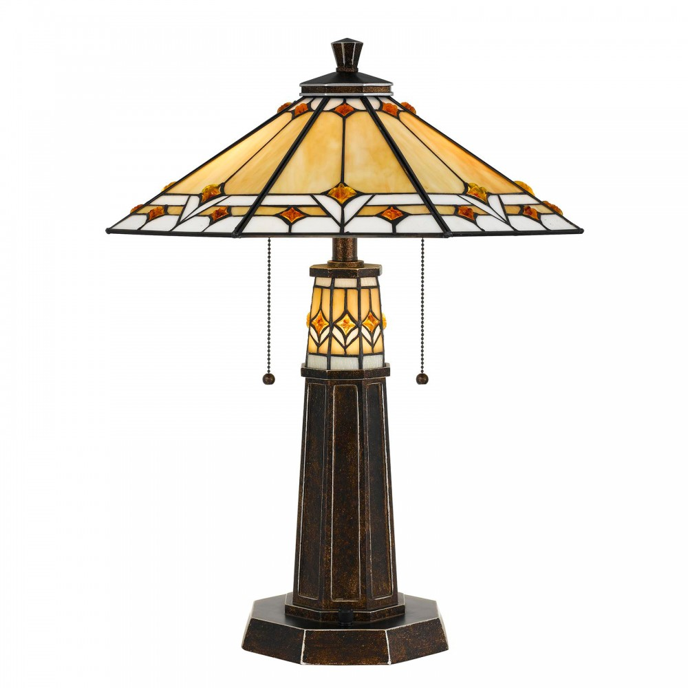 Night Light Tiffany Table Lamp