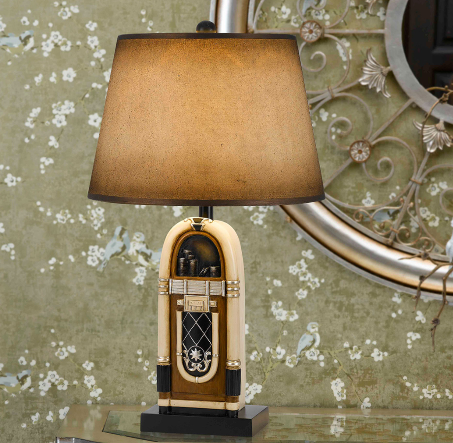 Jukebox Table Lamp