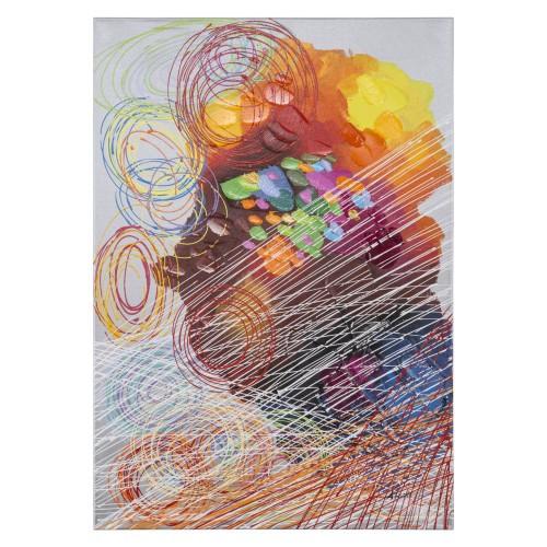 Cyclonic Abstraction II\