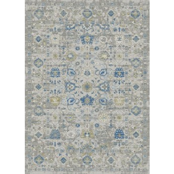 Caprice 5'x7' Floor Rug - Gray/Blue