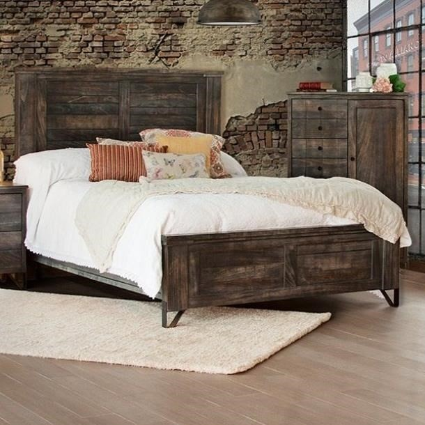 Bedroom Furniture Direct: Moro Collection - 4-Pc Bedroom Group