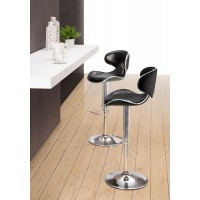 Fly Bar Chair Black