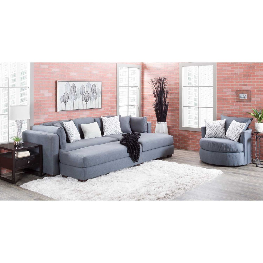 Phenomenal Stanton Collection Charcoal Sectional Pdpeps Interior Chair Design Pdpepsorg