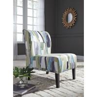 Triptis - Multicolor - Accent Chair