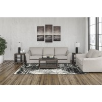 Bantry Nuvella® Slate Living Room Group
