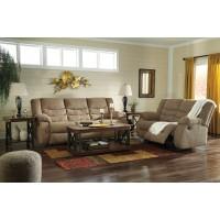 Tulen - Mocha - Reclining Living Room Group