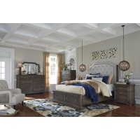 Mikalene King Bedroom Group