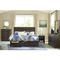 Darbry King Bedroom Group